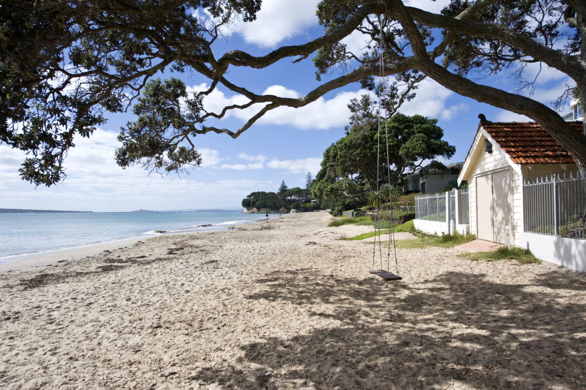 Takapuna beach is one of Auckland's Best Beaches