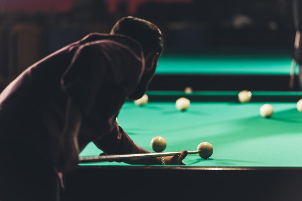 Play a game of pool in Auckland New Zealand