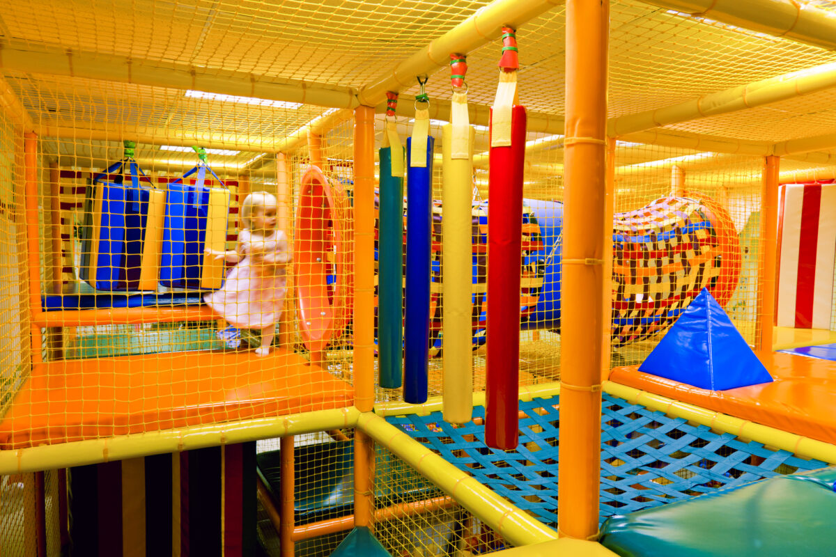 indoor playground Auckland
